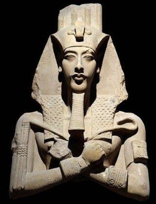 ancient-leader-pharaoh-Akhenaten a
