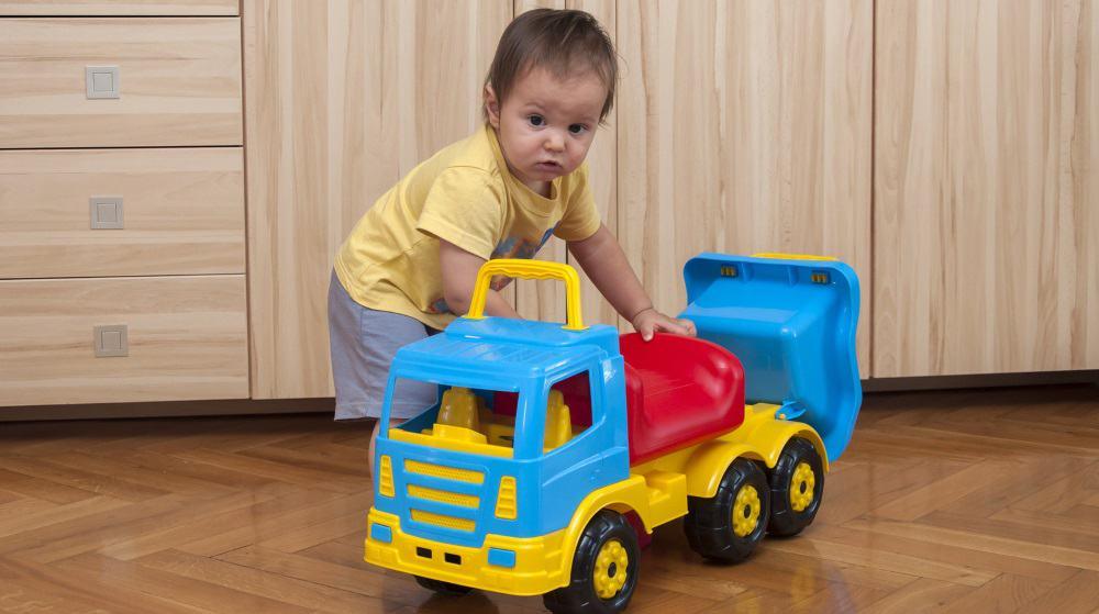 motor skills 12 months
