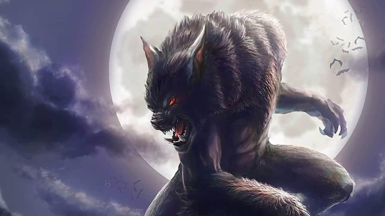wolf-like creature