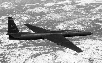 RC U2 recon plane.