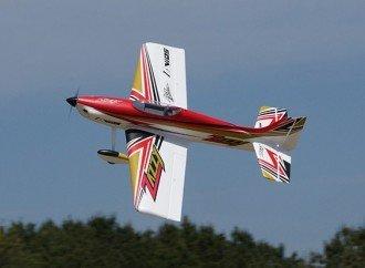 radio controlled model airplane
