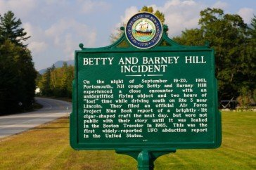 bette and barney hill
