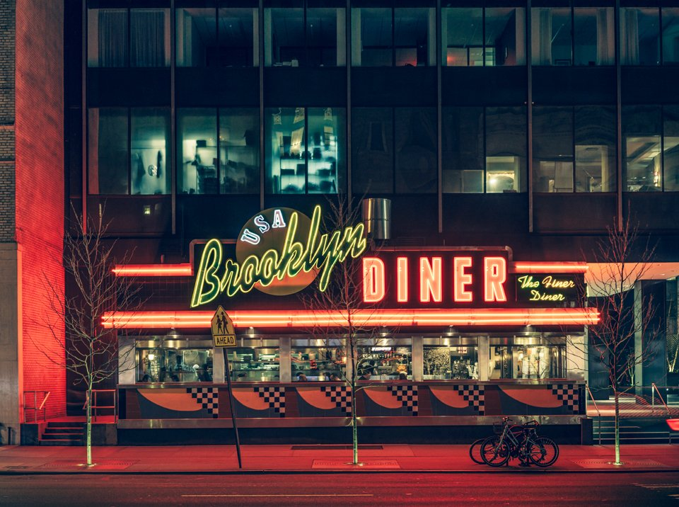 Franck Bohbot Captures Timeless New York City Landmarks At Night