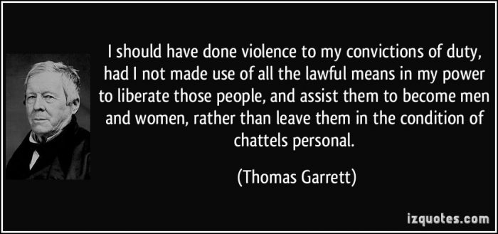 thomas garret