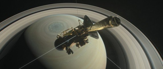 Cassini Spacecraft Finds Possibility Of Alien Life, Then Runs Out Of Fuel