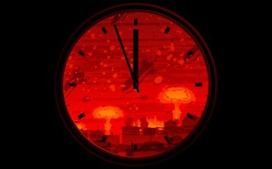 The Doomsday Clock Scary History