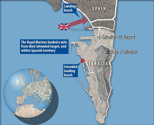 embarrass-accidental-British-invasion-of-Spain