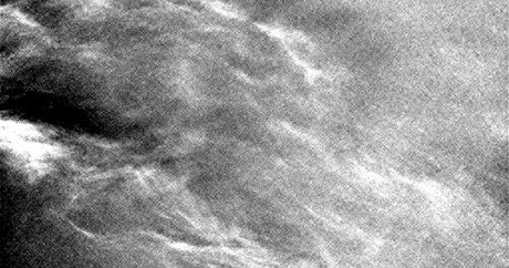 The Curiosity Rover Spotted Wispy Clouds In The Martian Skies