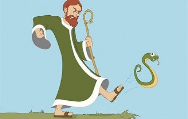 Did Saint Patrick Banish All The Snakes From Ireland?