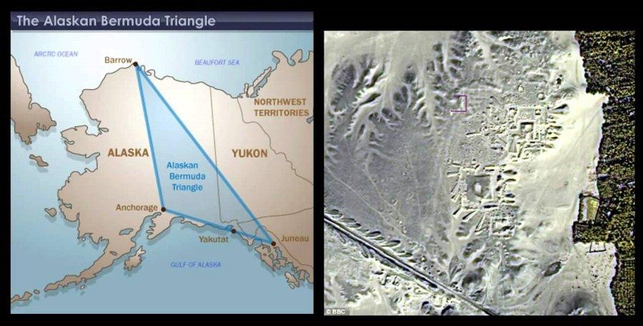 alaskan bermuda triangle map