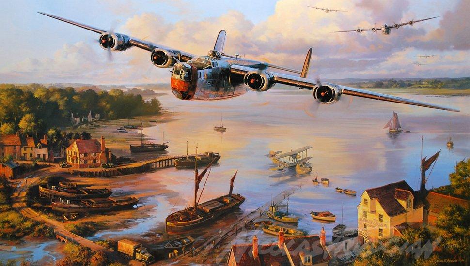 World War II Stories: Bombers Of The Second World War – Capt. Donald Macintosh
