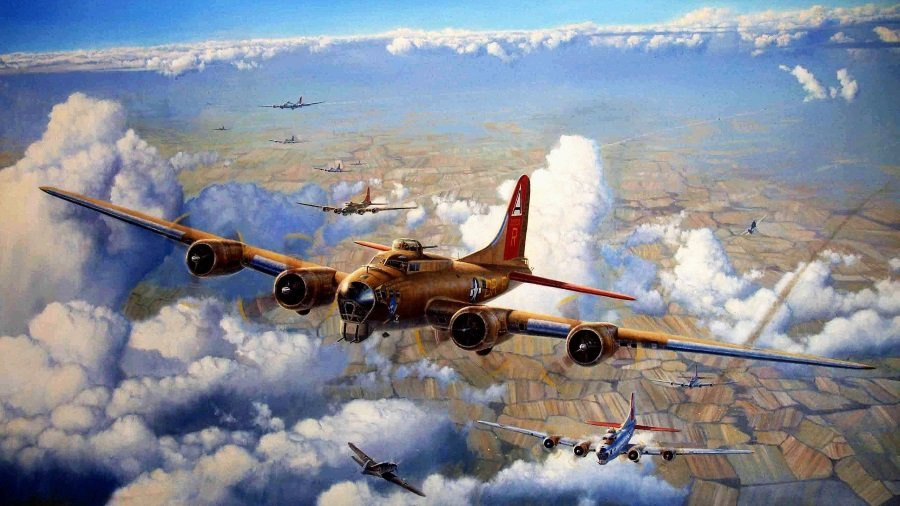 Bombers-Of-The-Second-World-War-3