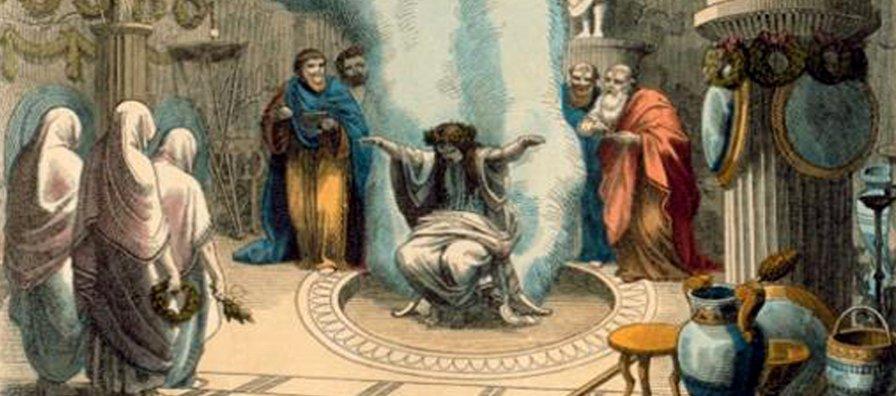 Delphic oracle