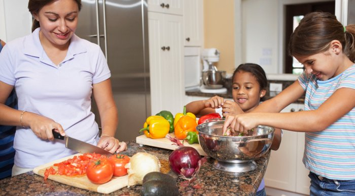 Fighting Childhood Obesity Starts At Home 2