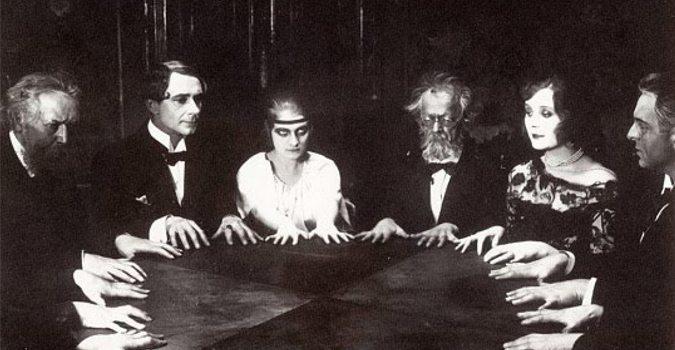 Ouija Board seance