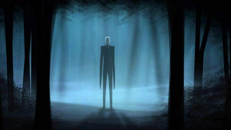 Slender-Man-Phenomenon