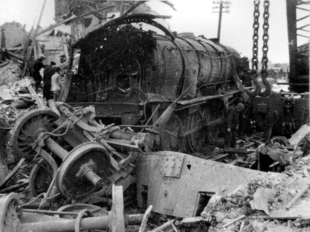 World War II Stories: Soham Rail Disaster