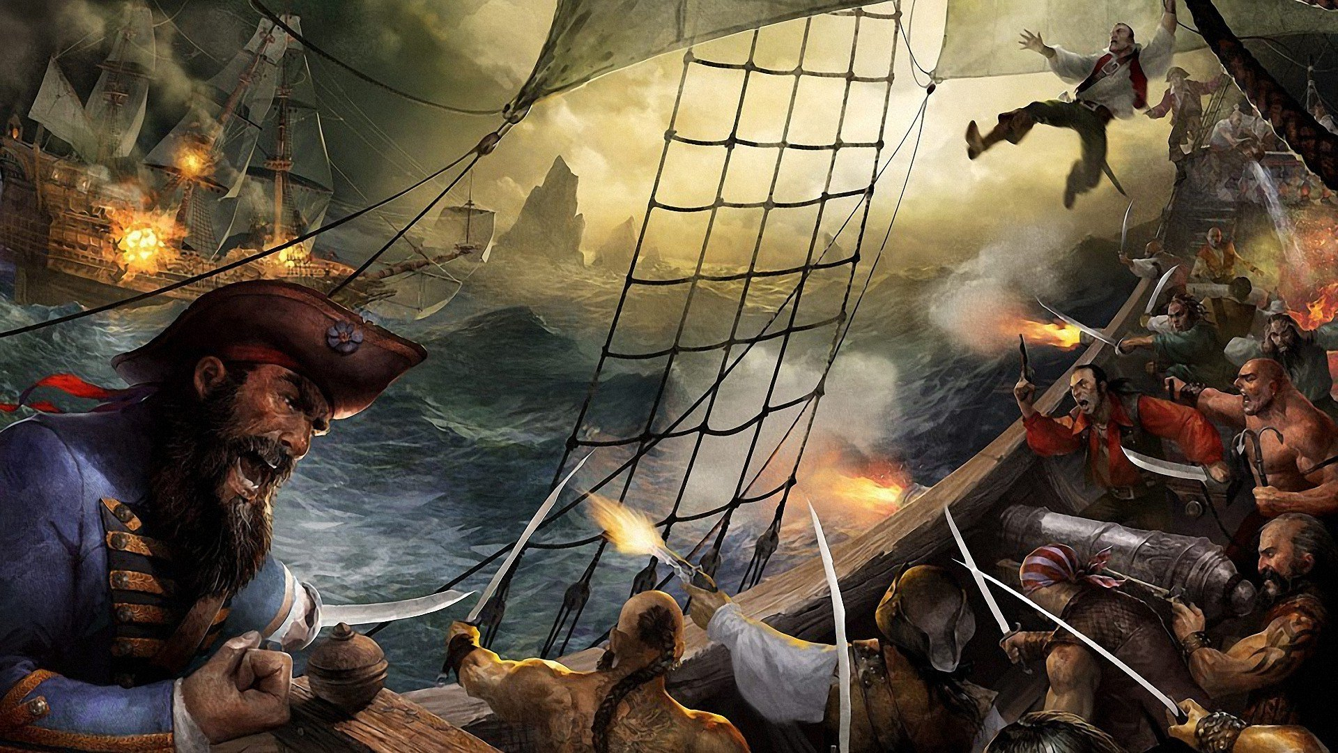 What Life Actually Was Like For A Real Pirate