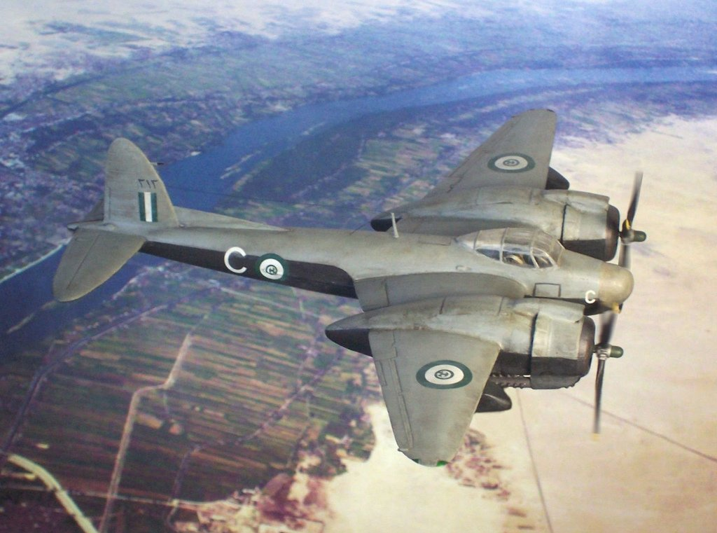 DH 98 Mosquito bombers