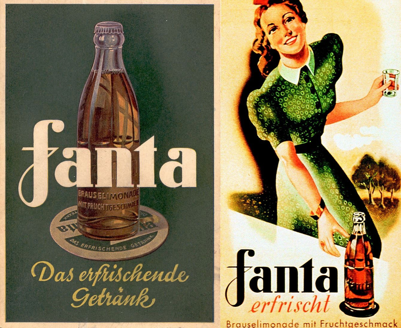 World War II Stories: How Fanta Was Created for Nazi Germany