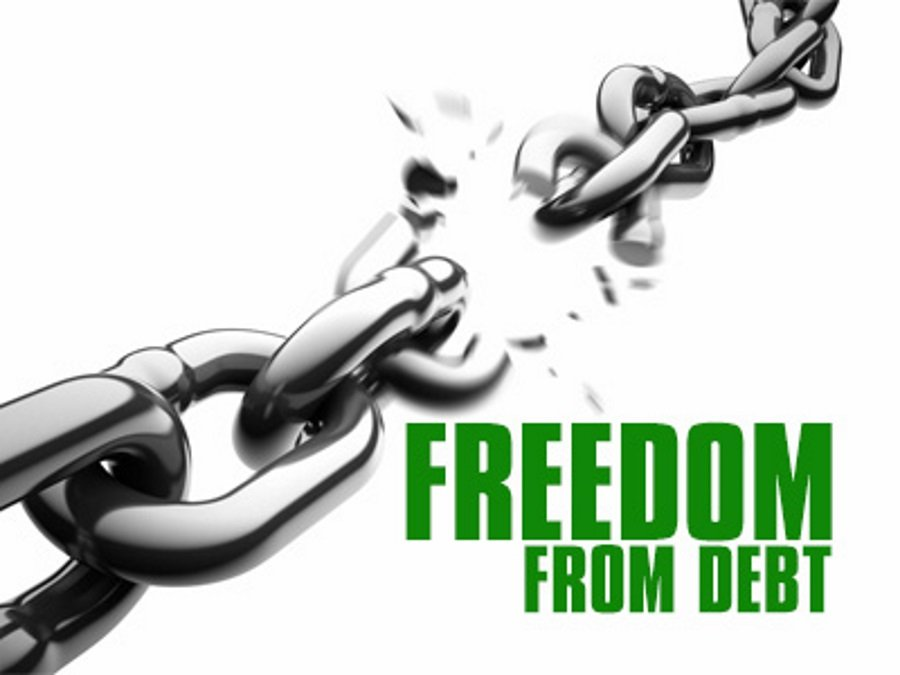 Freedom from debt introduction