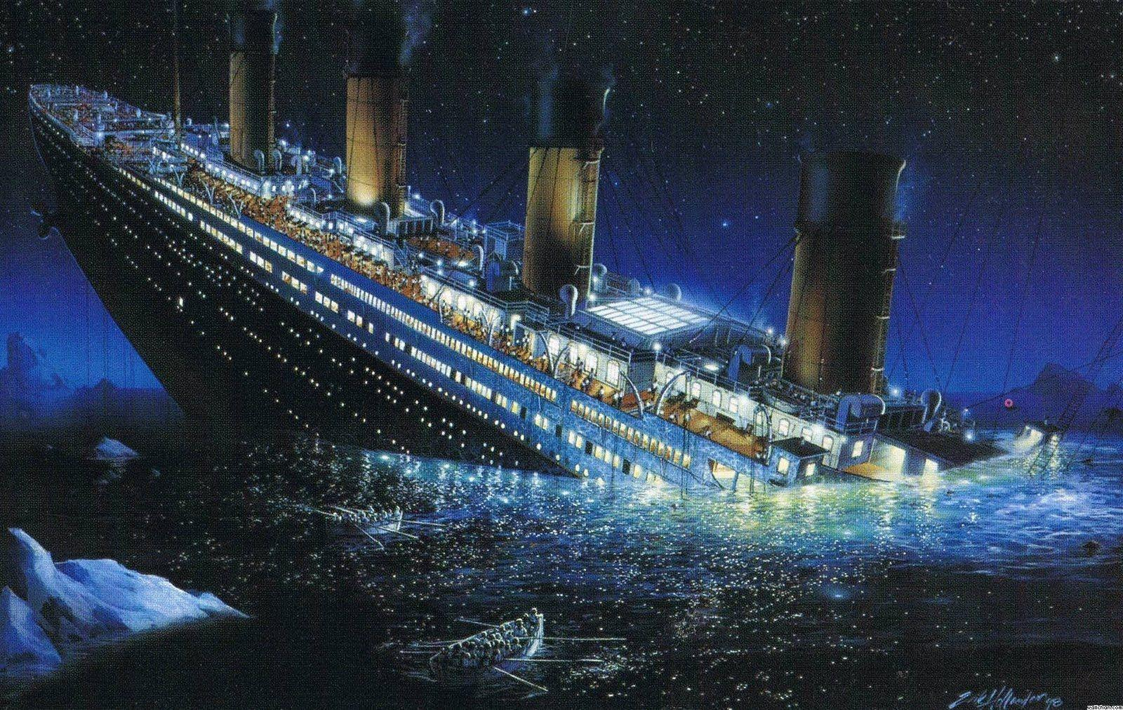 false facts about the titanic