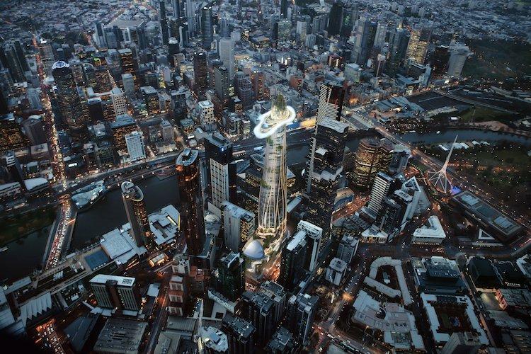 mad skyscraper