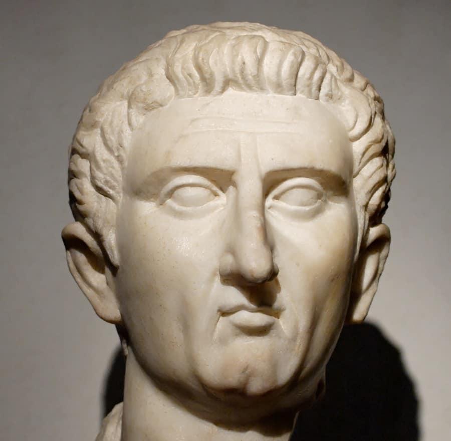 Roman emperor Domitian