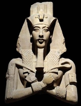 ancient-leader-pharaoh-Akhenaten a