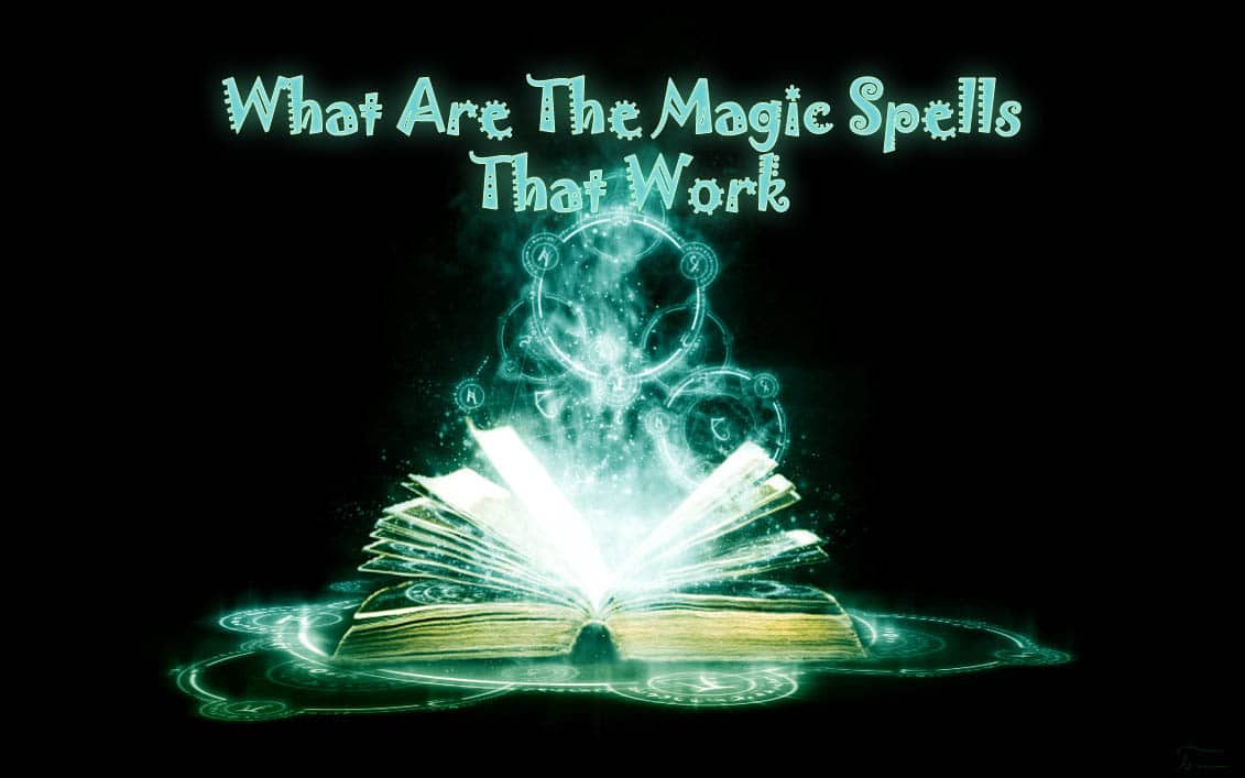 magic spells 2