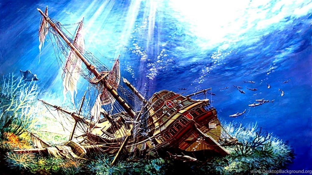 mysterious shipwrecks
