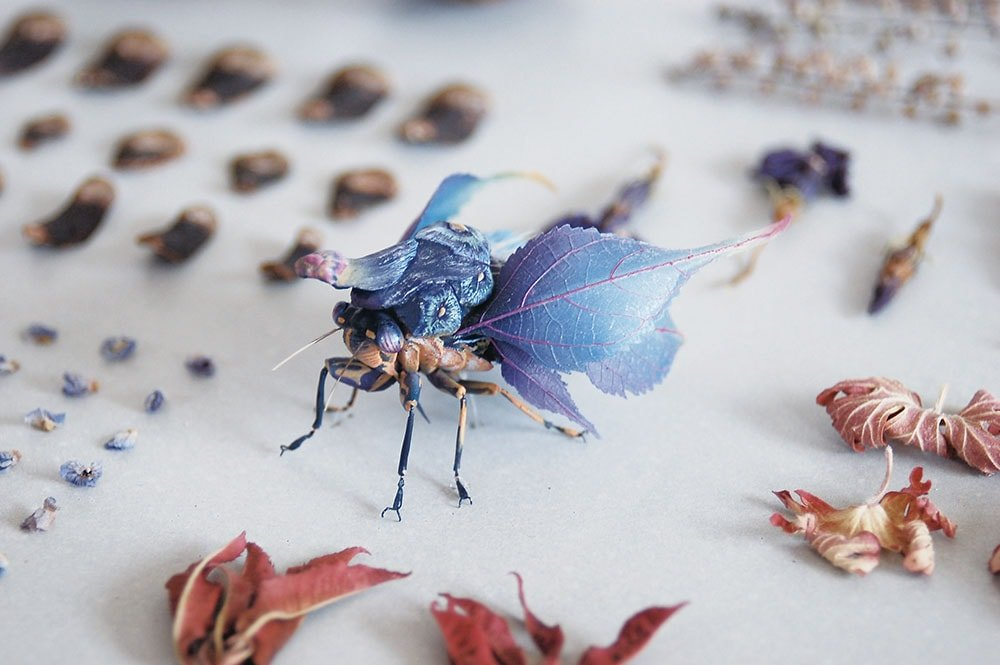 Imaginative Insects 1