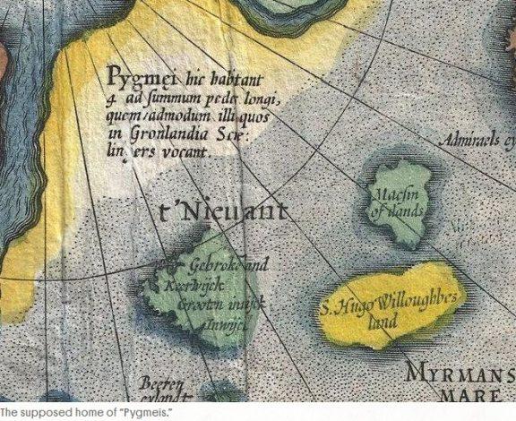 northpole pygmies