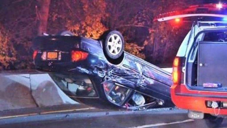 cheated death car accident