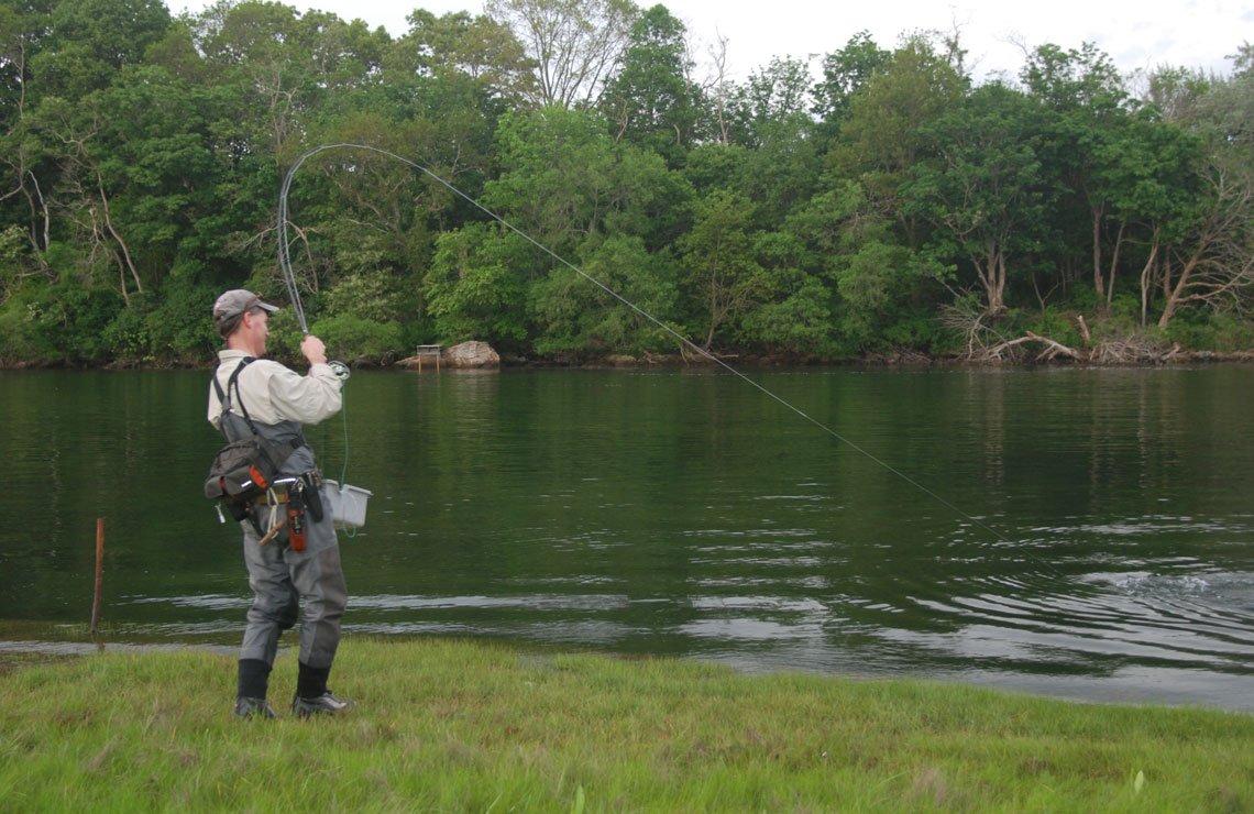 cheated death fishing