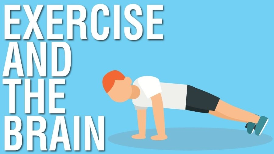 exercise brain 12345