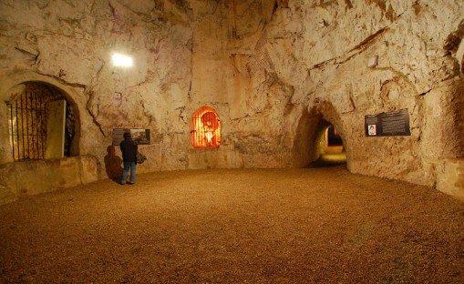 hellfire club tunnels