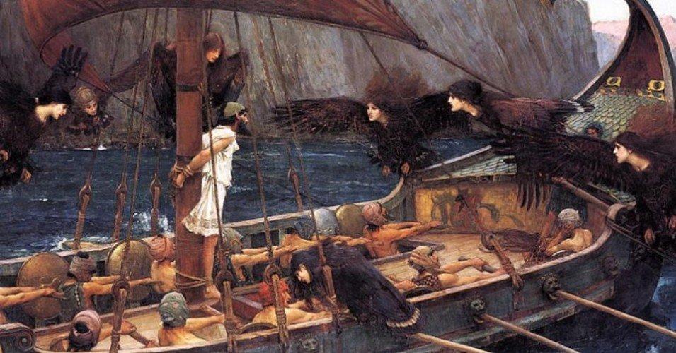odysseus sirens