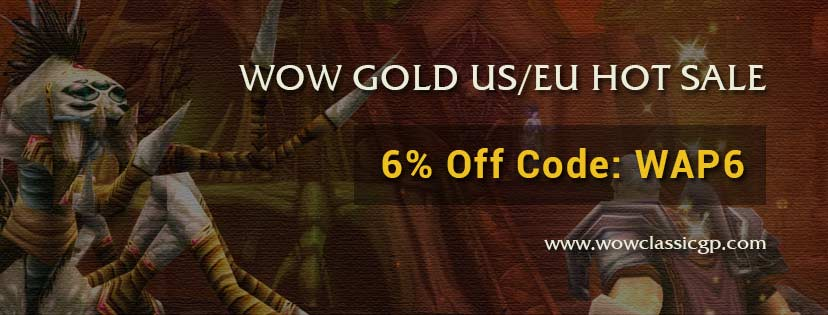 Join Classic WoW Test Realm with Safe wow classic gold at wowclassicgp.com