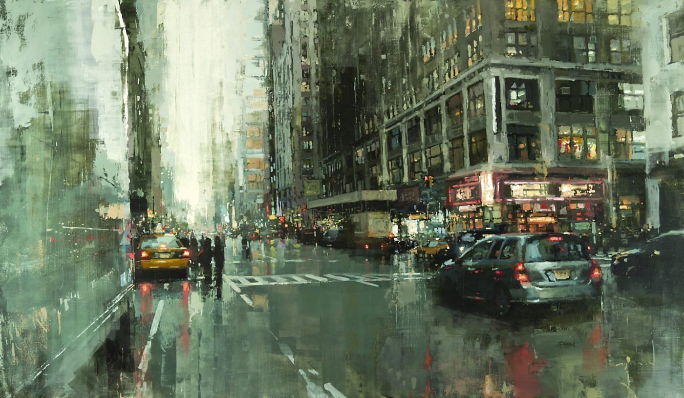 jeremy mann Hell's Kitchen