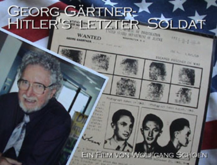 last soldier Georg M. Gärtner confess