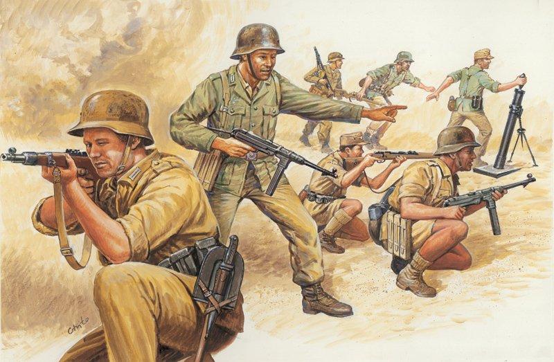 afrika korps last soldier