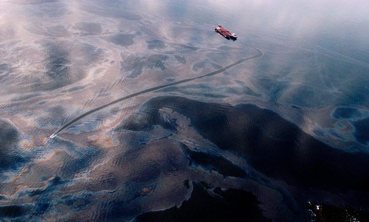 1989, the Exxon Valdez
