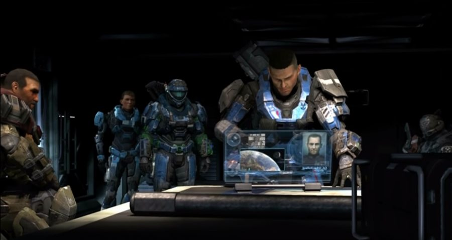 halo reach how it all began