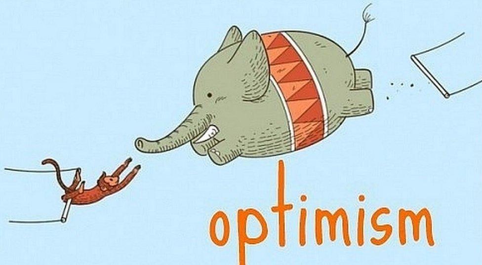motivate yourself optimistic 1
