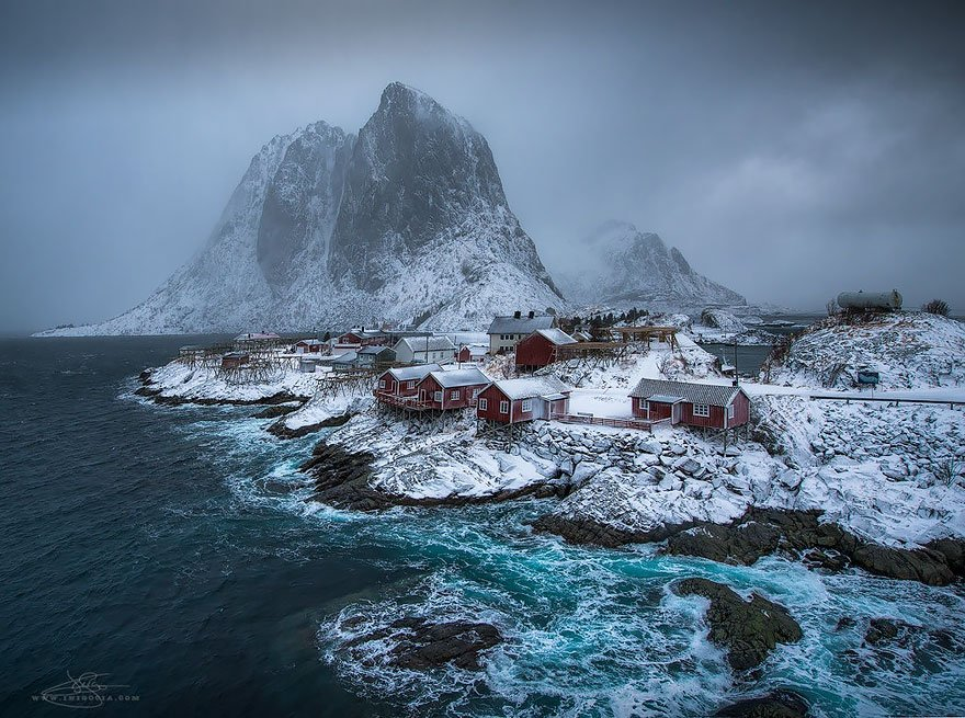 Hamnoy Norway