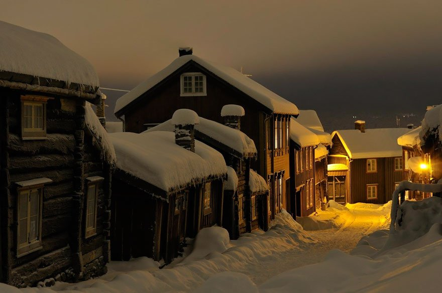 Røros Norway