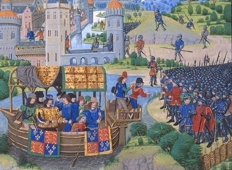 british Peasants' Revolt 2