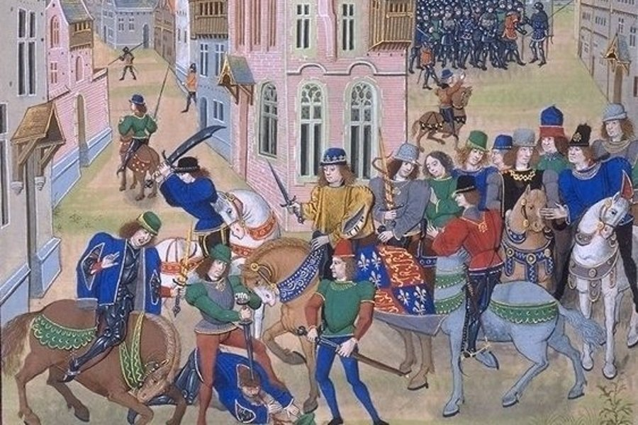 british Peasants' Revolt Kentish rebels