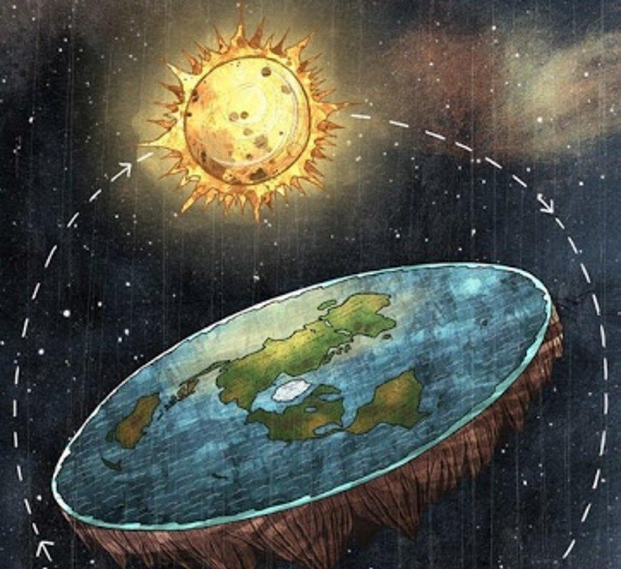 flat earth 6 1